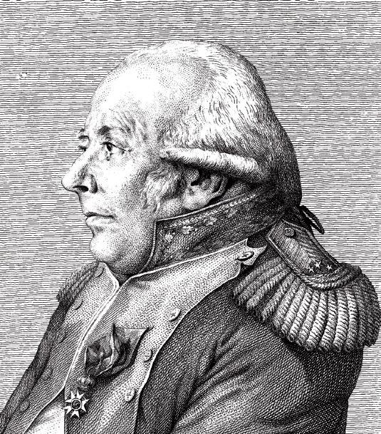 Portrait Adrien Nicolas de La Salle